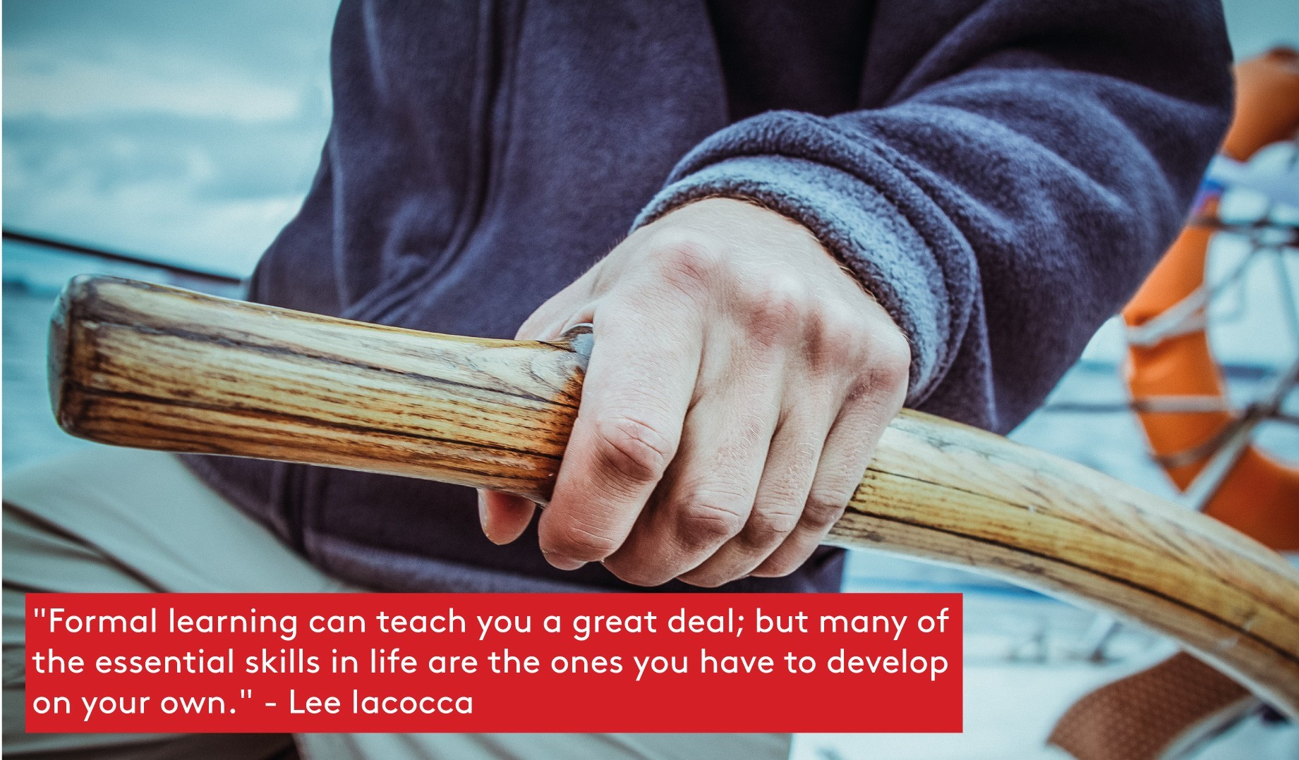 Quote  - Lee lacocca